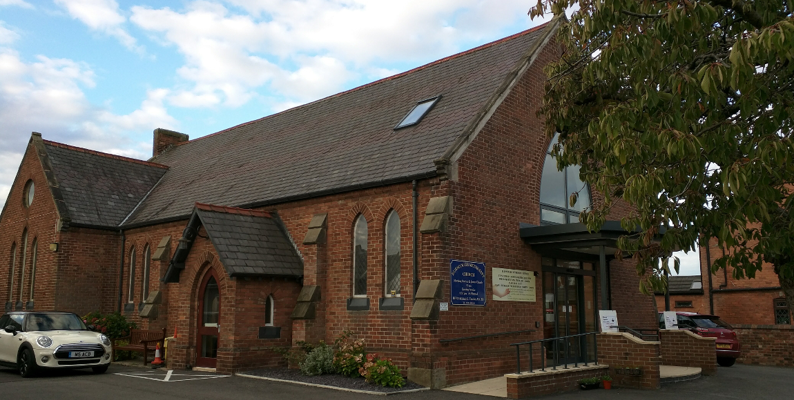 Burscough Methodist Church